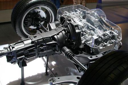 Primer motor diésel horizontalmente opuesto para turismos