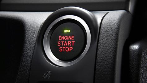 Botón de arranque