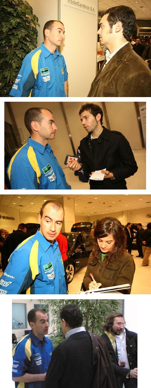 Entrevistas a Xevi Pons