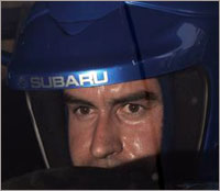 Xevi Pons, piloto del Subaru World Rally Team