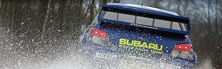 Petter Solberg, Subaru Impreza