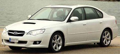Subaru Legacy Diésel