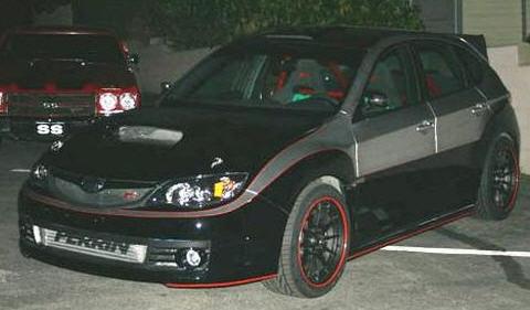 Subaru Impreza, the Fast and the Furious