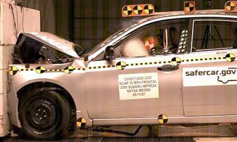 Seguridad Subaru Impreza
