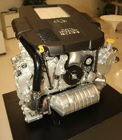 Motor Bóxer Diésel