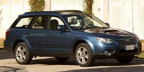 Subaru Outback Boxer Turbo Diesel