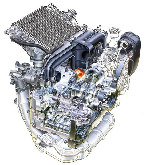 Motores, nuevo Subaru Forester