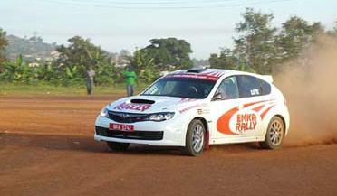 Rally de Uganda, Campeonato de Rallyes de África