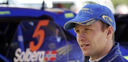 Solberg, piloto de Subaru