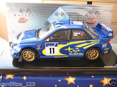 Muestra Subaru