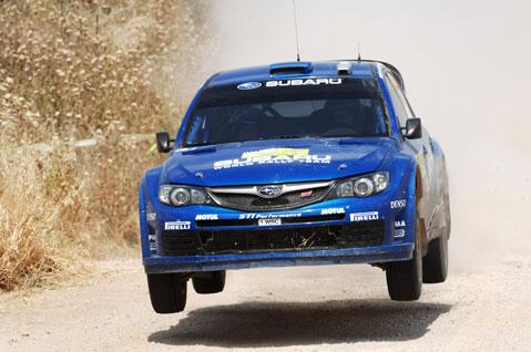 Nuevo Impreza WRC