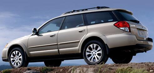 Subaru ventas, USA