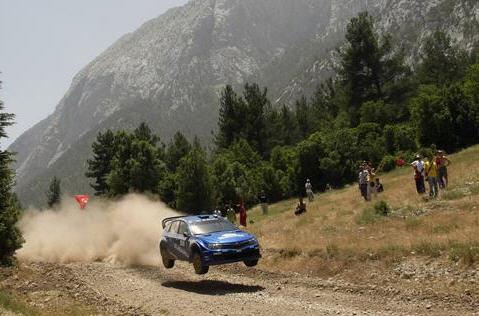 El futuro de los Rallyes