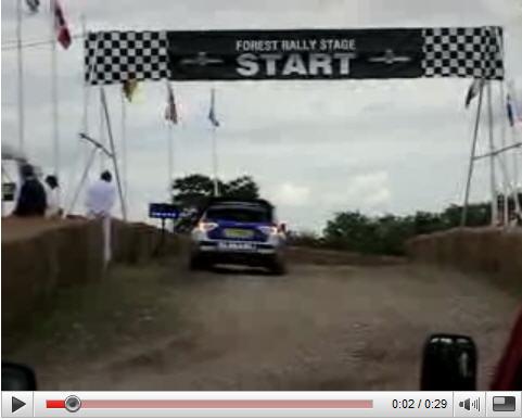 Subaru Impreza 08, GoodWood