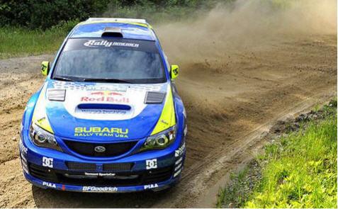 Pastrana Subaru