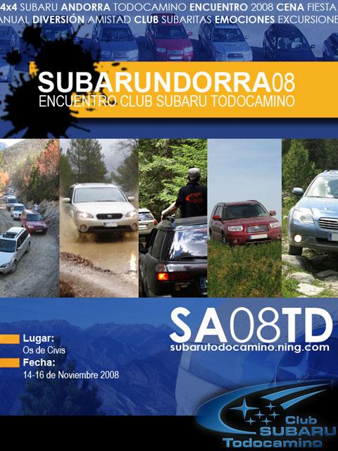 Subaru Todocamino