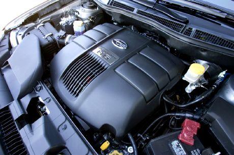 Motor Subaru Tribeca 2009