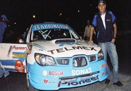Roberto Pardo, Subaru Impreza