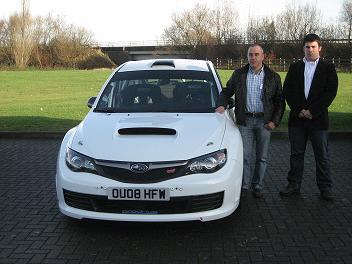 Subaru Rally Team Spain