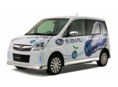 Subaru eléctrico