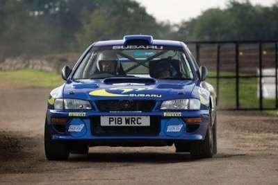 Impreza WRC original de 1997