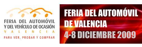 Feria Automóvil Valencia
