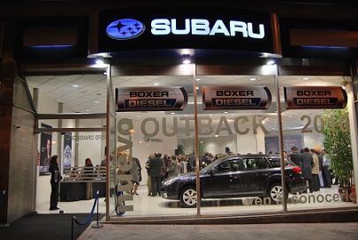 Subaru caza 2