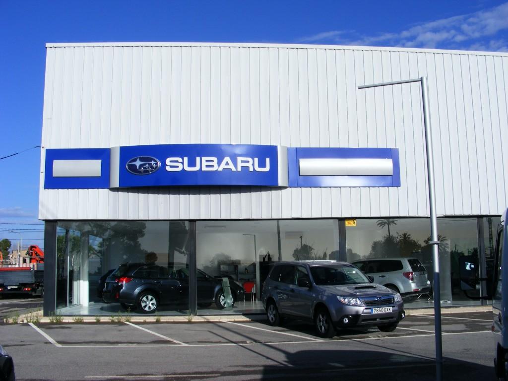 Concesionario Subaru Alicante