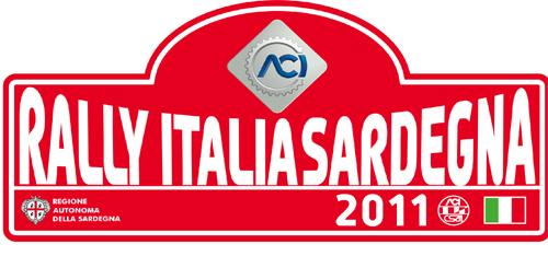 Logo Rally de Cerdeña 2011