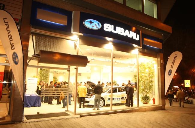 Concesionario Subaru en Madrid