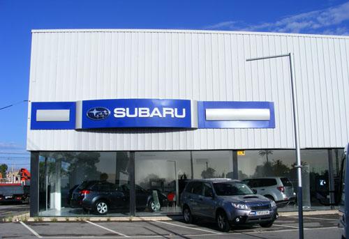 Taller oficial Subaru