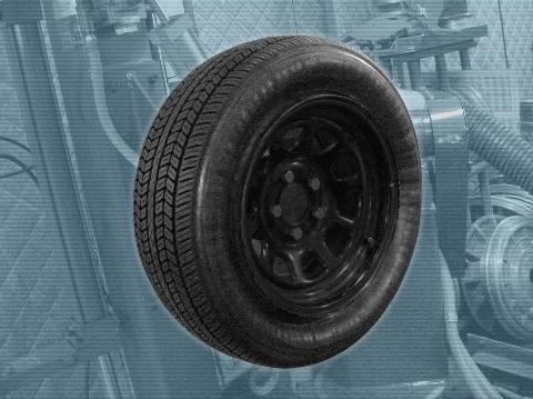 New Tech Tire
