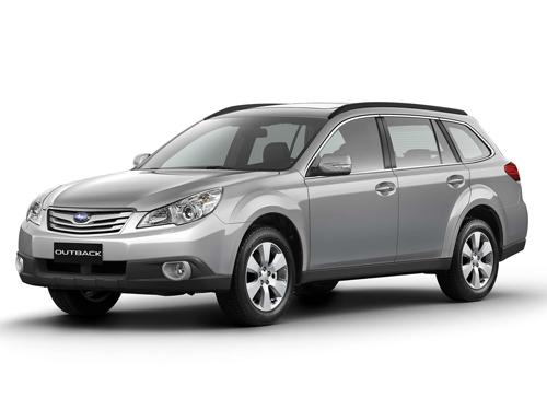 Subaru Outback Bifuel