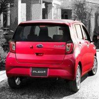 Subaru Pleo Plus