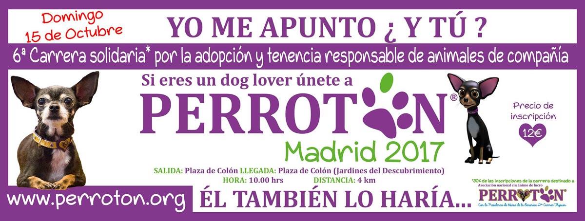 Perrotón Madrid