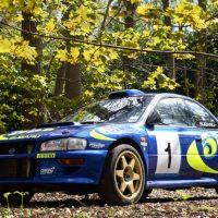 Subaru Impreza WRC #001 de Colin McRae
