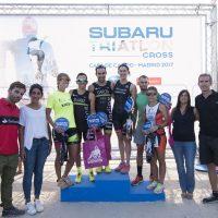 Subaru Triatlón Cross Madrid 2017