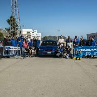 Club Subaru, Circuito de Calafat 2017