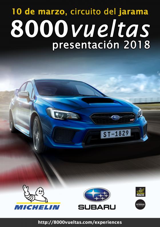 Evento Subaru 8000vueltas