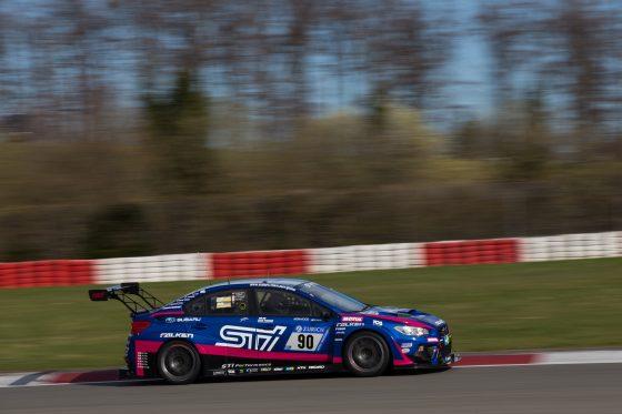 Subaru WRX STI Nürburgring