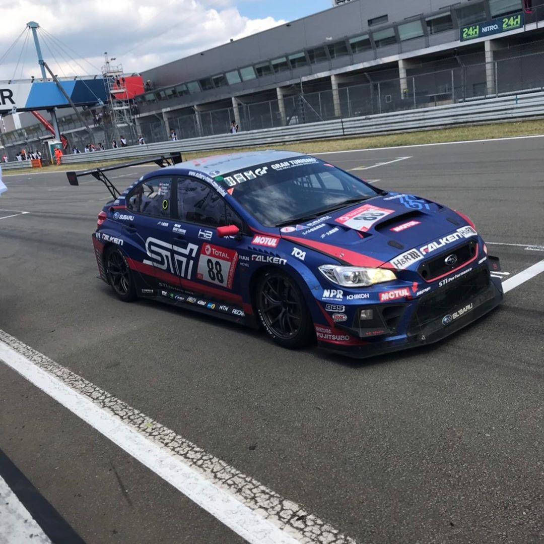 WRX STI Victoria 24h Nurburgring 2019