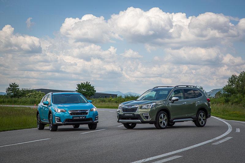 Subaru ECO Hybrid