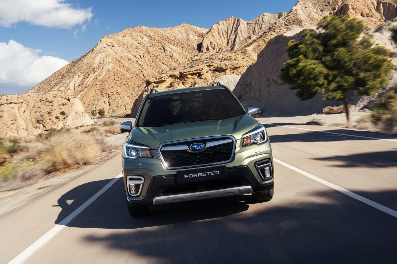 Forester Eco Hybrid - Seguridad Subaru