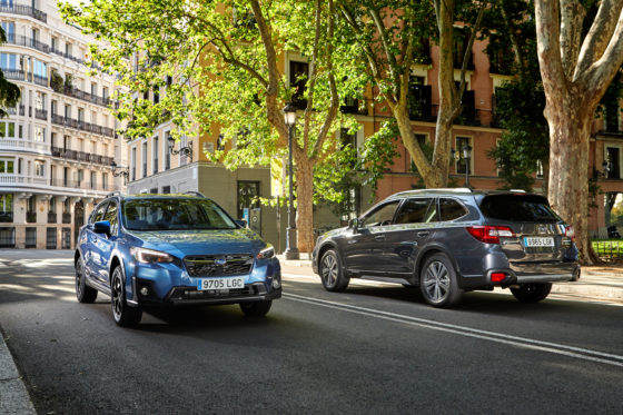 Gama eco Subaru GLP