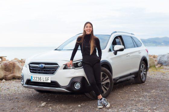 Subaru & Garazi Sánchez