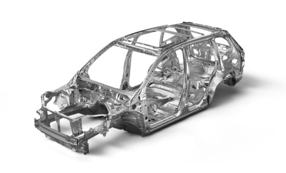 Tecnología Subaru - Plataforma Global Subaru