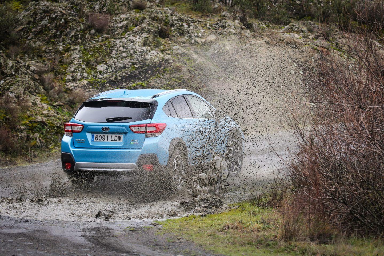 Subaru XV ecoHYBRID con tracción integral