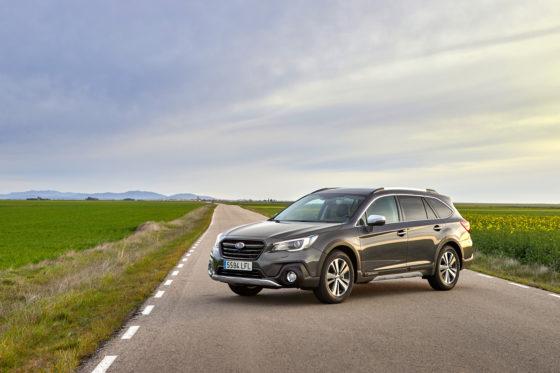 Cuotas Subaru: Gama eco GLP
