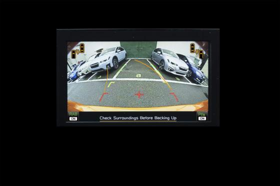 Sistema Reverse Automatic Braking (RAB)