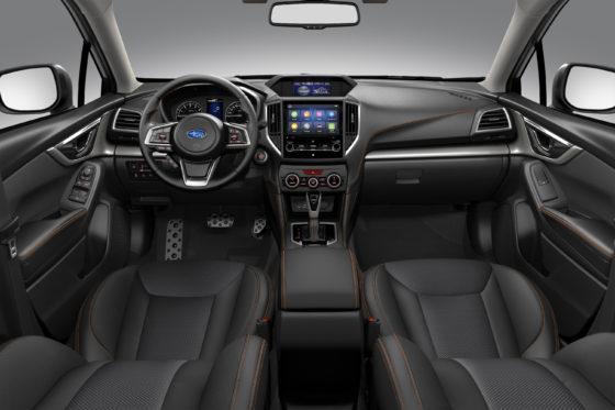 Interior Subaru XV